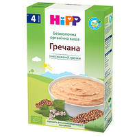 """HiPP Детская безмолочная органическая каша """"Гречневая"""", 200г"""