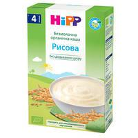 HiPP Детская безмолочная органическая каша «Рисовая», 200г