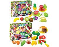 Набор продуктов, 2 вида, овощи и фрукты, 684A/684B