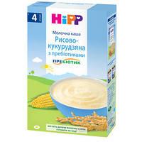 """HiPP Детская молочная каша """"Рисово-кукурузная» с пребиотиками, 250 г"""