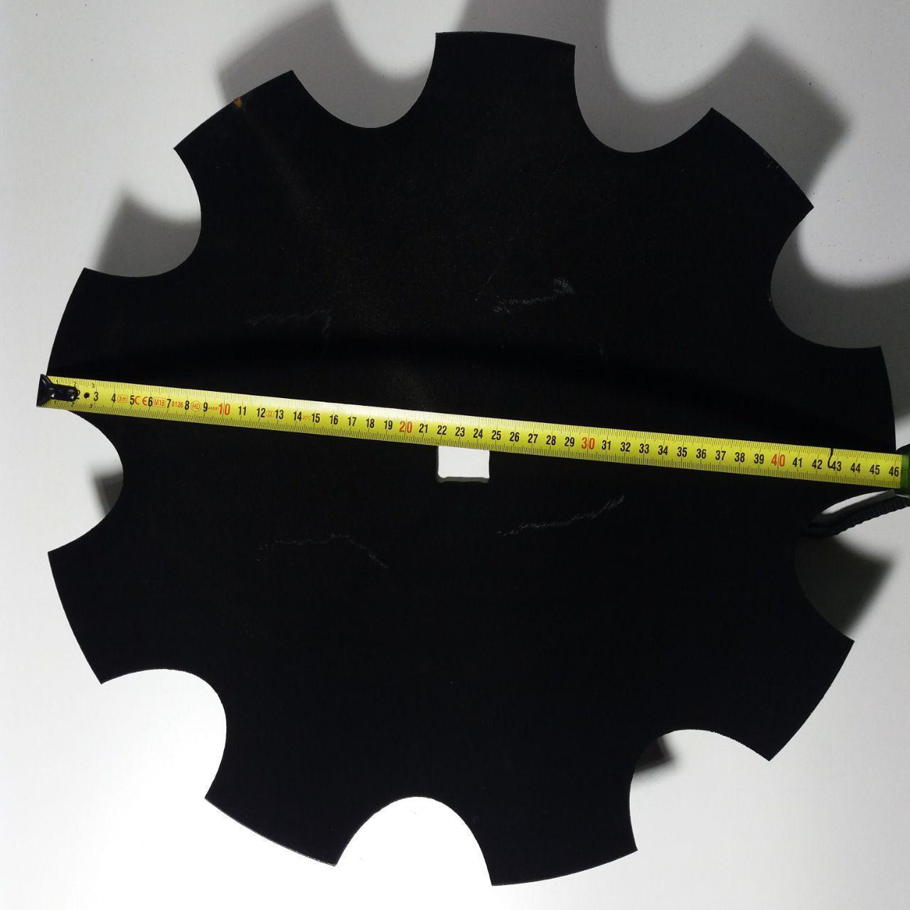 Тарелка зубастая (ромашка) 51 см к дисковой бороны польской