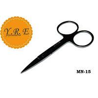 Ножницы маникюрные для ногтей YRE MN-15, Ножницы для маникюра, Маникюрные ножницы YRE, Ножницы для маникюра и педикюра, маникюрный инструмент