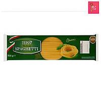 Спагетти Дурум Tesco (Pasta) Durum 100% - 500г