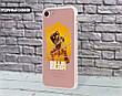 Силиконовый чехол для Xiaomi Redmi 4X Билли Айлиш (Billie Eilish) (31037-3388), фото 4