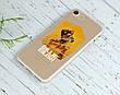 Силиконовый чехол для Xiaomi Redmi 4X Билли Айлиш (Billie Eilish) (31037-3388), фото 5