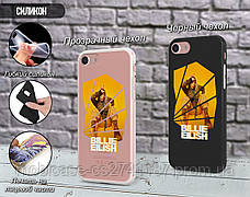 Силиконовый чехол для Xiaomi Redmi 6 Билли Айлиш (Billie Eilish) (31050-3388), фото 2
