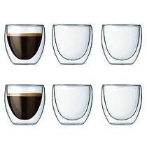 Набір склянок Bodum Pavina 6 шт. 4558-10-12