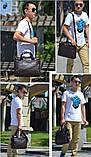 Сумка-портфель Polo формата А4 сумка для документов, ноутбука, фото 4