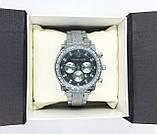 Женские наручные часы Mісhаеl Коrs (в стиле Майкл Корс), серебристо-черный цвет, фото 6