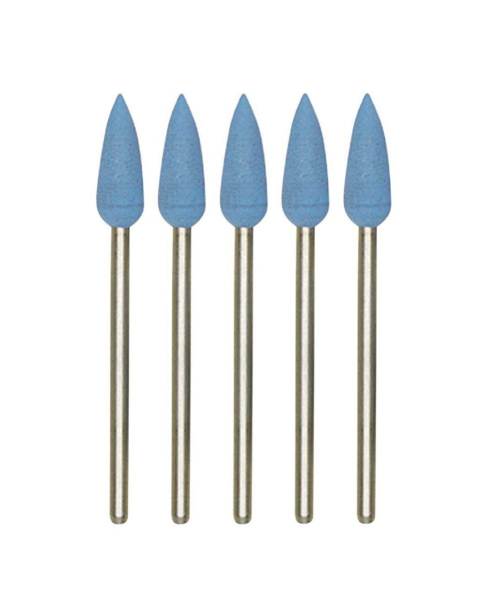 Эластичная полировальная насадка PROXXON конус 5x15 мм, 5 шт. (28288)