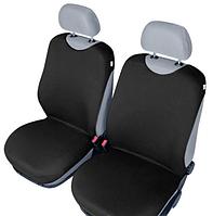 Майка сидения передняя черная (2шт) Kegel SHIRT закрытый низ и бока