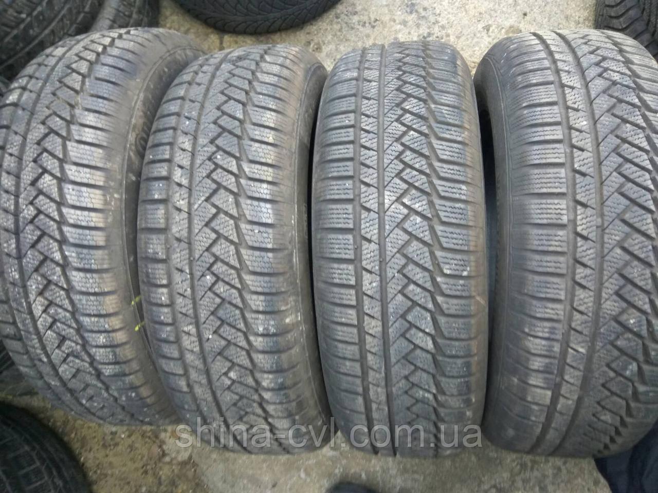 Зимові шини 215/65 R16 98H CONTINENTAL WINTER CONTACT TS 850P