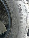 Зимові шини 215/65 R16 98H CONTINENTAL WINTER CONTACT TS 850P, фото 2