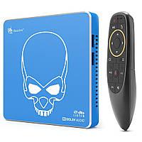 Beelink GT King Pro, 4/64 Гб, Dolby Audio, Amlogic S922X-H (6 ядер), 4K UltraHD, Android 9.0, USB 3.0 (3 шт.), фото 1