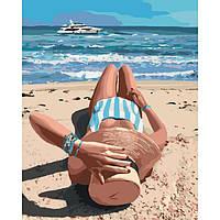 Картина по номерам Чудесное лето 40х50 см (KHO4515)