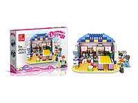 "Конструктор ""Dream Town: арт студия"", 247 деталей, для девочек аналог Лего | Jie Star"