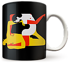 Чашка, Кружка Камасутра, №3, фото 2