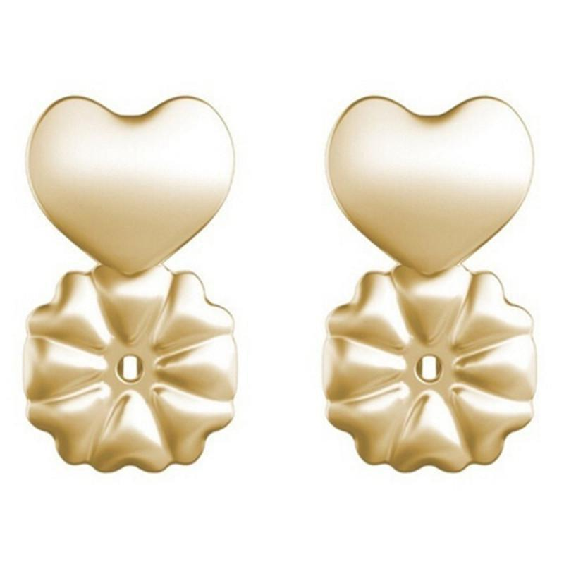 Застежки для сережек MagicBax Earring Lifters (2 пары) | волшебные заглушки приподнимает серьги