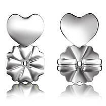 Застежки для сережек MagicBax Earring Lifters (2 пары) | волшебные заглушки приподнимает серьги, фото 3