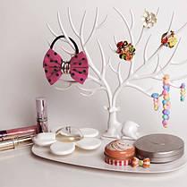 Подставка для украшений My little Deer tray   подставка для бижутерии дерево олень, фото 3