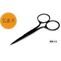 Ножницы маникюрные для ногтей YRE MN-11, Ножницы для маникюра, Маникюрные ножницы YRE, Ножницы для маникюра и педикюра, маникюрный инструмент