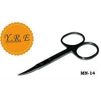 Ножницы маникюрные для кутикулы YRE MN-14, Ножницы для маникюра, Маникюрные ножницы YRE, Ножницы для маникюра и педикюра, маникюрный инструмент