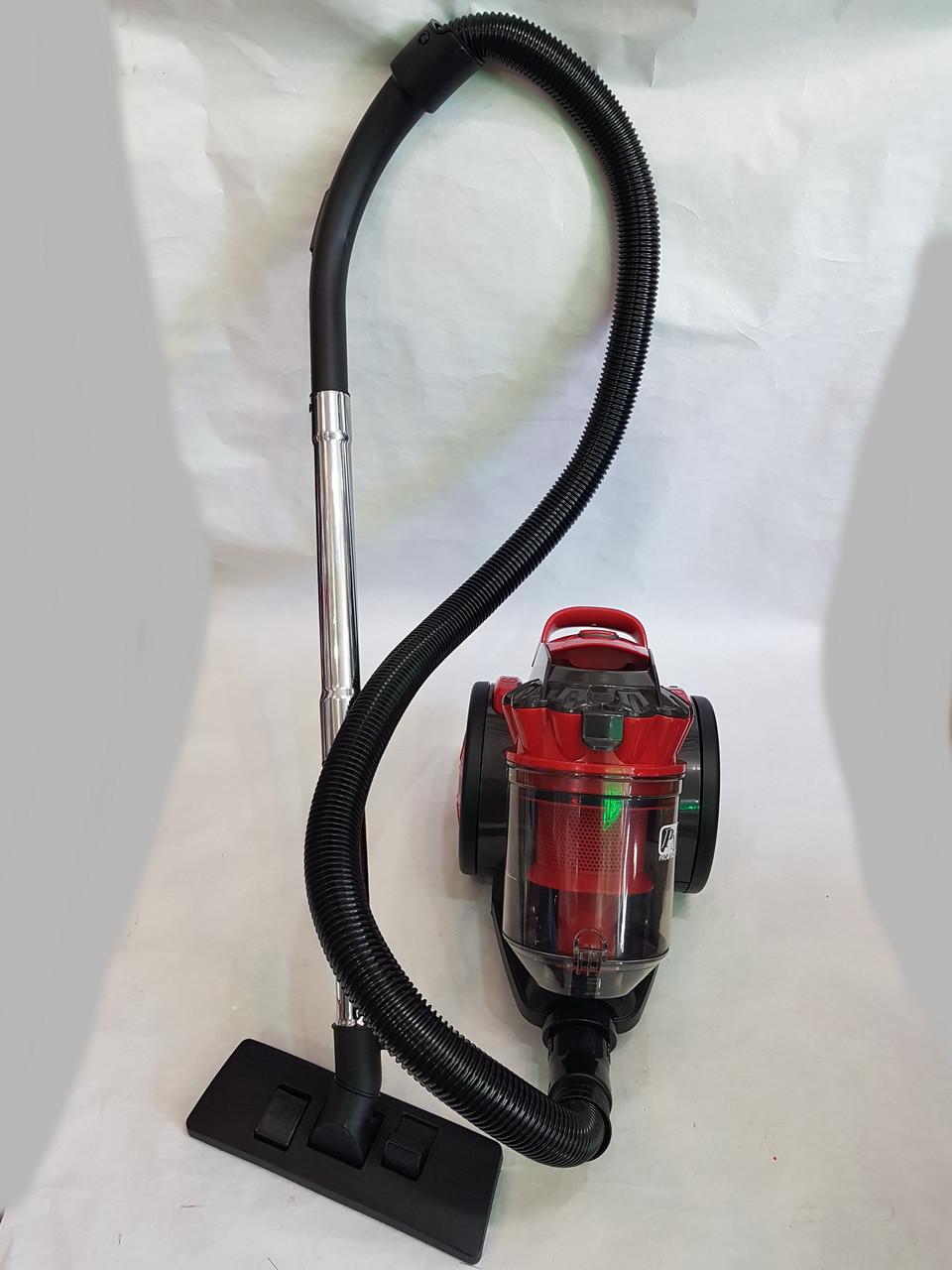 Пылесос Promotec PM-655 3000W циклонный,колбовый пылесос