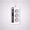Сетевой фильтр Remax Power Socket bkl-04