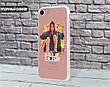 Силиконовый чехол для Xiaomi Redmi Note 4X Билли Айлиш (Billie Eilish) (31039-3389), фото 4