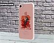 Силиконовый чехол для Apple Iphone 6_6s Билли Айлиш (Billie Eilish) (4004-3390), фото 4