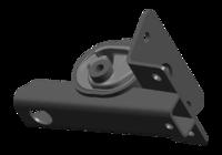Подушка двигателя левая T11-1001110 ORG