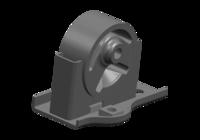 Подушка двигателя задняя T11-1001710 ORG