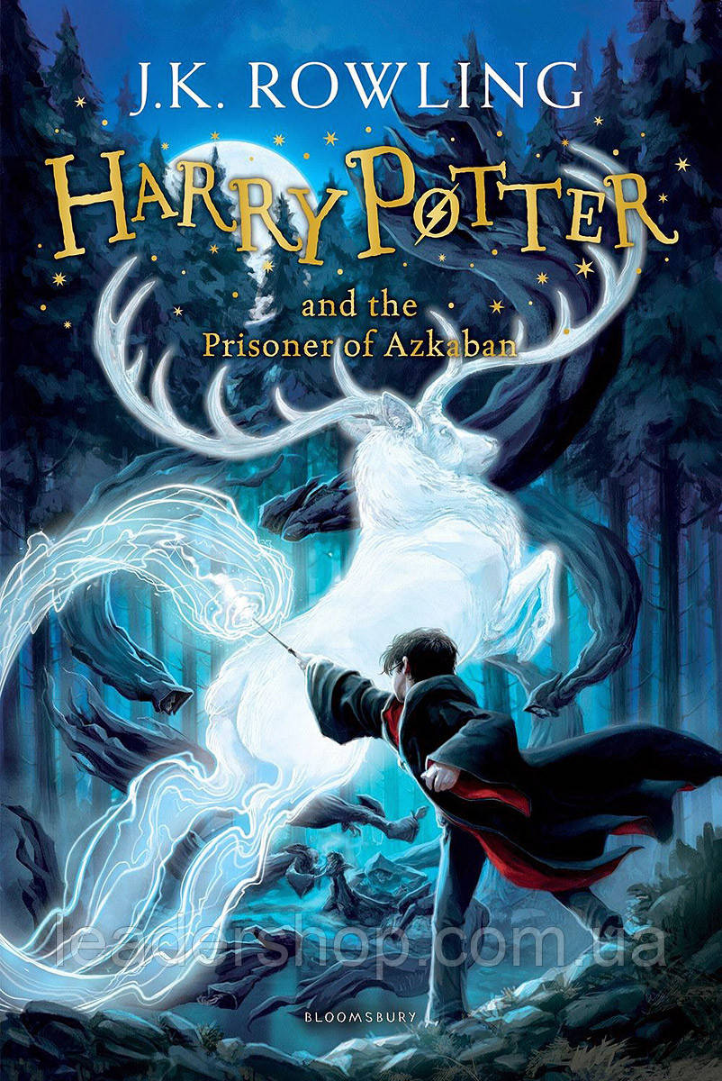 English*Ролинг (англ.,мяг) т.3 Гарри Поттер и узник Азкабан Harry Potter 3 and the Prisoner of Azkaban