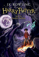 English*Ролинг (англ.,мяг) т.7 Гарри Поттер и дары смерти Harry Potter and the Deathly Hallows