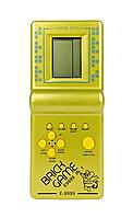 Игрушка Tetris Brick Game игра тетрис E-9999 in 1 Желтый