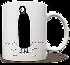 Чашка, Кружка Водолей, №3, фото 2