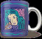Чашка, Кружка Дева, №1, фото 2