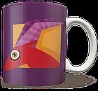 Чашка, Кружка Козерог, №2, фото 2