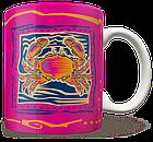 Чашка, Кружка Рак, №1, фото 2