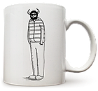 Чашка, Кружка Телец, №3, фото 2