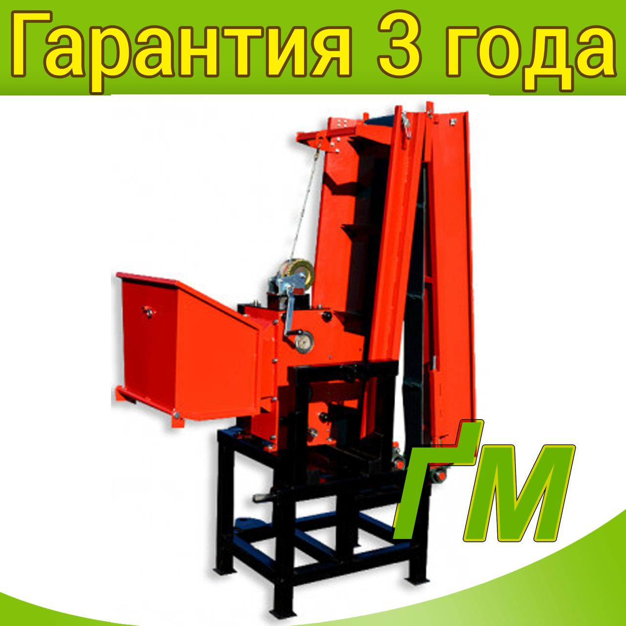 Измельчитель веток TN-130TK3 с конвейерной лентой 3м