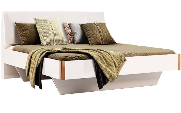 Кровать Ники 180*200 без каркаса с мягкой спинкой ТМ Миро Марк