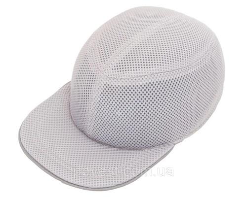 Каска-бейсболка ударостійка | Каска-бейсболка ударопрочная сірий (серый)