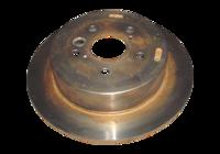 Диск тормозной задний T11-3502075