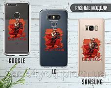 Силиконовый чехол для Samsung G973 Galaxy S10  Билли Айлиш (Billie Eilish) (28233-3390), фото 3