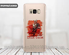 Силиконовый чехол для Samsung G973 Galaxy S10  Билли Айлиш (Billie Eilish) (28233-3390), фото 2