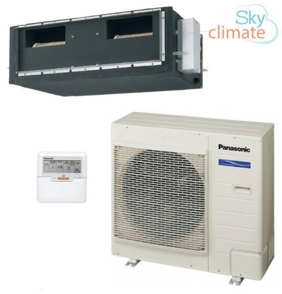 Cплит-система канального типа Panasonic S-F24DD2E5/U-B24DBE5