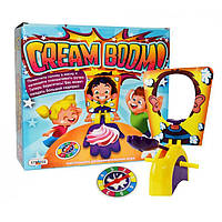 """Cream Boom"" развлекательная настольная игра   Strateg"