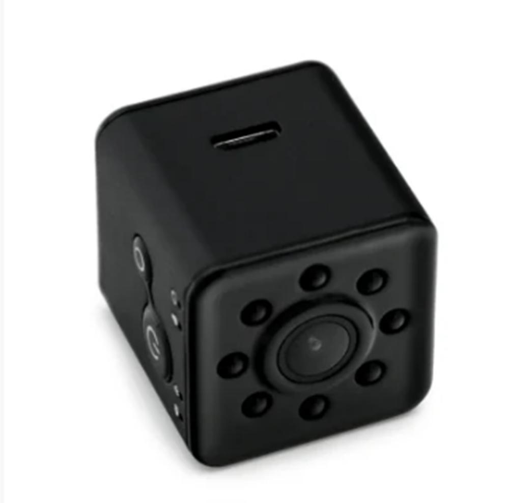 Мини IP WiFi камера OMG SQ13 1080P, цветная камера видео наблюдения с записью звука и ночным видением