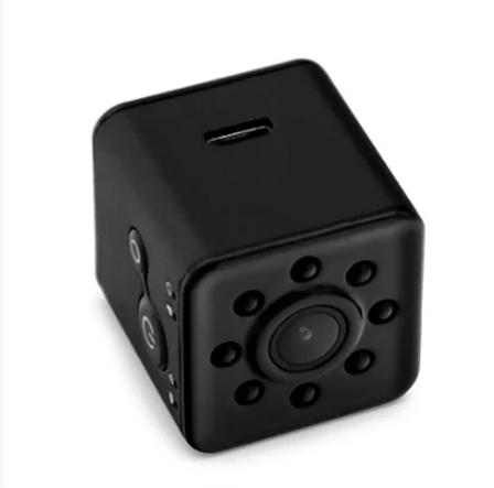 Мини IP WiFi камера OMG SQ13 1080P, цветная камера видео наблюдения с записью звука и ночным видением, фото 2